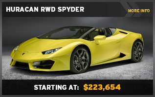 Lamborghini Long Island Bespoke Motor Group