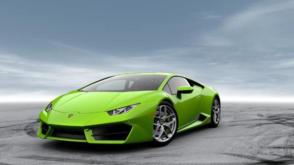 2016 Lamborghini Huracan Lp 580 2 Lamborghini Long
