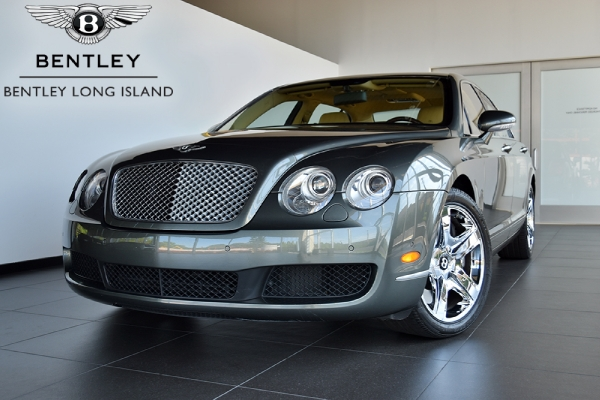 2007 bentley continental flying spur lamborghini long island pre owned inventory. Black Bedroom Furniture Sets. Home Design Ideas