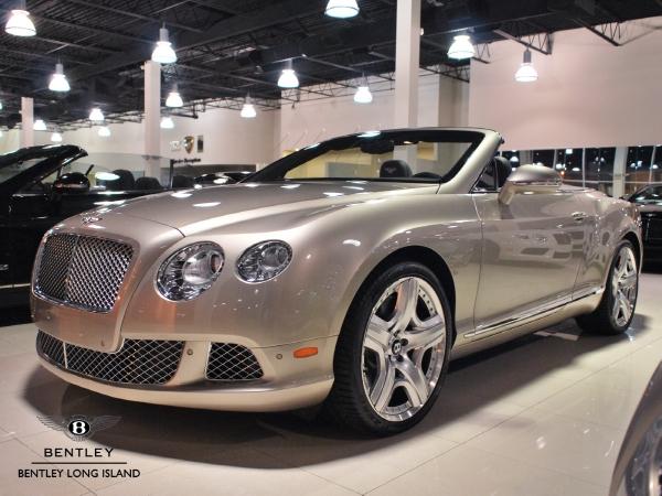 2013 Bentley Continental GT Convertible Mulliner ...
