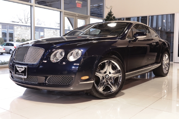 2005 bentley continental gt lamborghini long island pre owned inventory. Black Bedroom Furniture Sets. Home Design Ideas