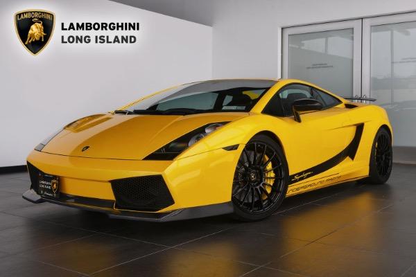 2008 Lamborghini Superleggera