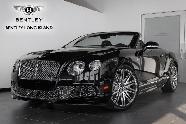 2015 Bentley Continental GT Speed Convertible - Lamborghini Long ...
