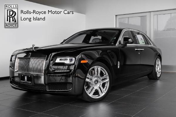 2015 Rolls-Royce Ghost EWB Series II Extended Wheelbase