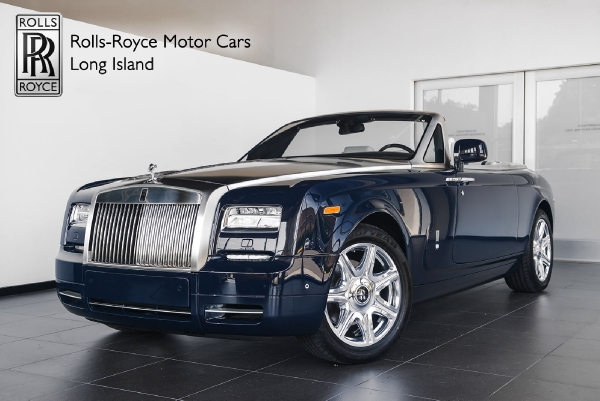 2015 Rolls-Royce Phantom Drophead Coupe (Series II)