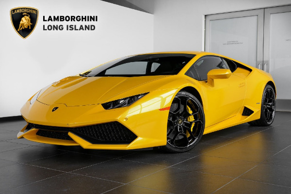 2015 Lamborghini Huracan Coupe