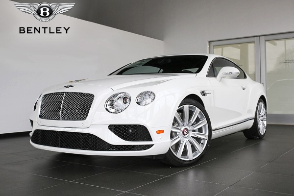 2016 Bentley Continental GT V8 GT V8
