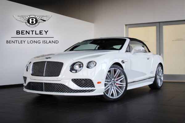 2016 Bentley Continental GT Speed Convertible - Lamborghini Long ...