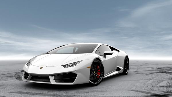 2016 Lamborghini Huracan Lp 580 2