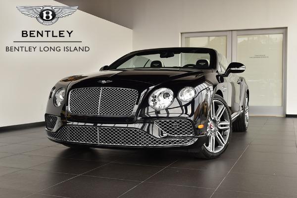 2017 Bentley Continental Gt V8 Convertible Mulliner
