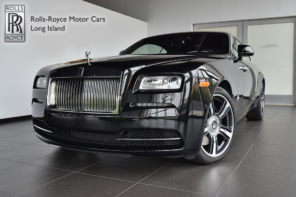2016 rolls royce wraith lamborghini long island pre owned inventory. Black Bedroom Furniture Sets. Home Design Ideas
