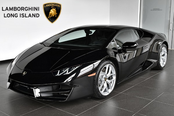 2017 Lamborghini Huracan Rwd Coupe Lamborghini Long Island New Lamborghini Vehicles