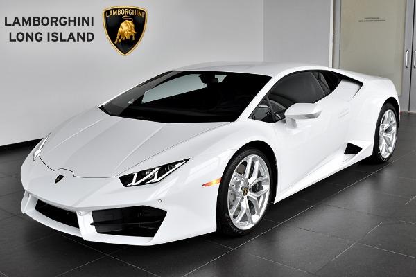 2017 Lamborghini Huracan RWD Coupe