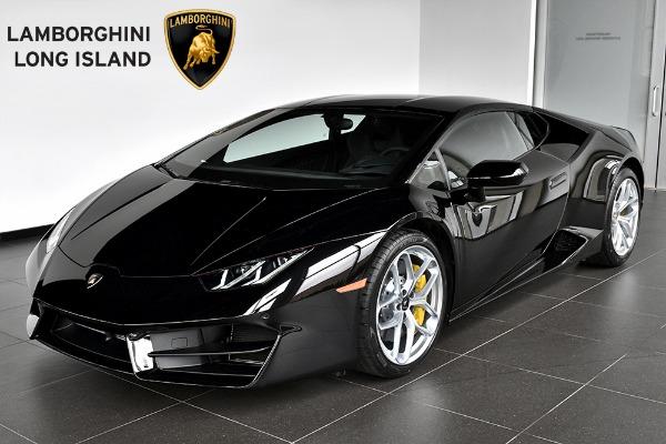 2017 Lamborghini Huracan RWD