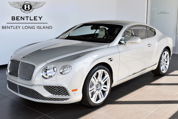 2017 Bentley Continental GT W12 Mulliner
