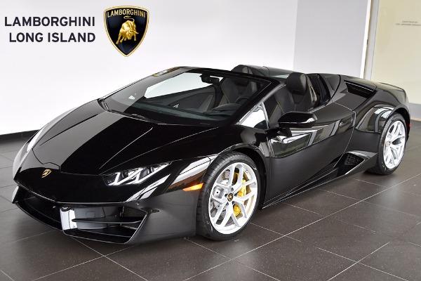 2018 Lamborghini Huracan Rwd Spyder