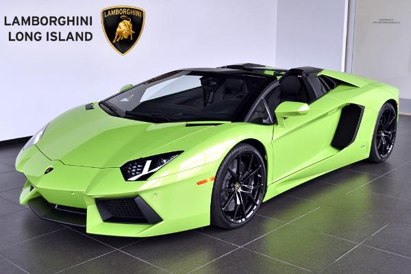 2016 Lamborghini Aventador LP 700-4 Roadster