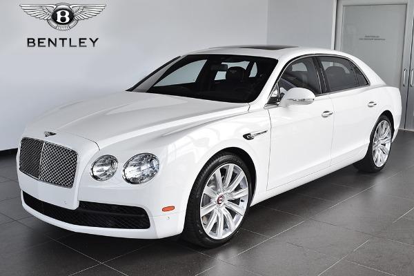 2018 Bentley Flying Spur V8 V8