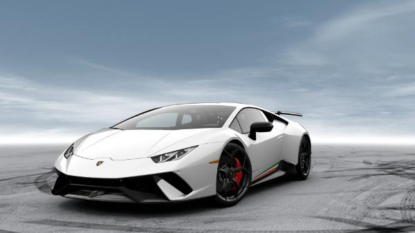 2018 Lamborghini Huracan Performante Lamborghini Long