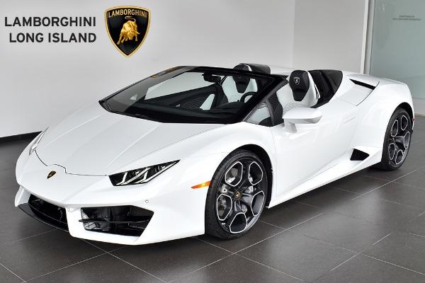 2019 Lamborghini Huracan RWD Spyder