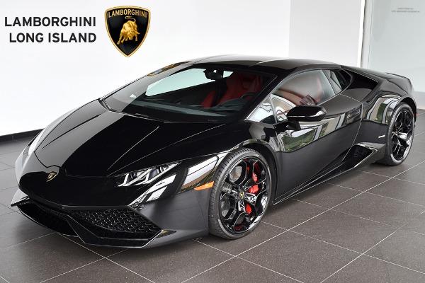 2016 Lamborghini Huracan Lp 610 4