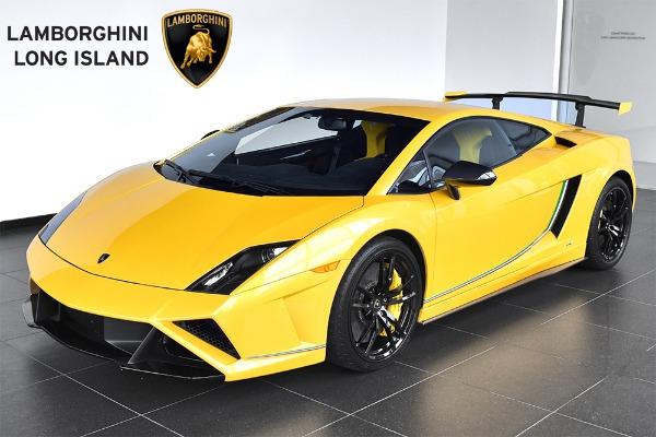 2014 Lamborghini Gallardo Lp 570 4 Squadra Corse Lamborghini Long