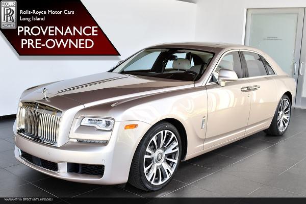 2019 Rolls-Royce Ghost Series II