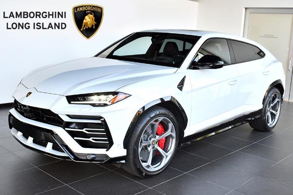 2019 Lamborghini Urus Lamborghini Long Island New Lamborghini