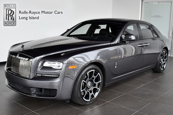 2018 Rolls-Royce Ghost Series II Black Badge