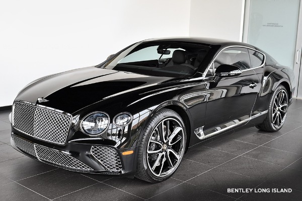 2020 Bentley Continental GT V8 GT V8