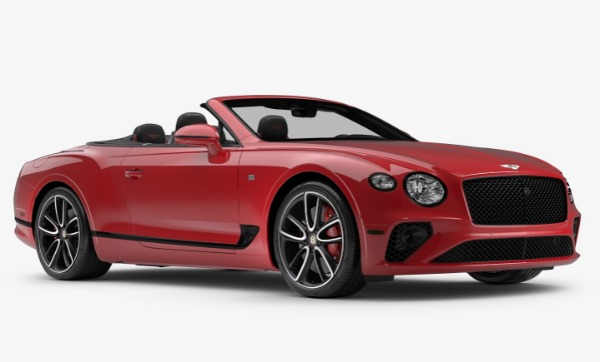 2020 Bentley Continental GT V8 Convertible First Edition
