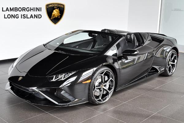 2020 Lamborghini Huracan EVO RWD Spyder