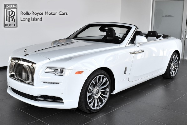 2020 Rolls-Royce Dawn Base
