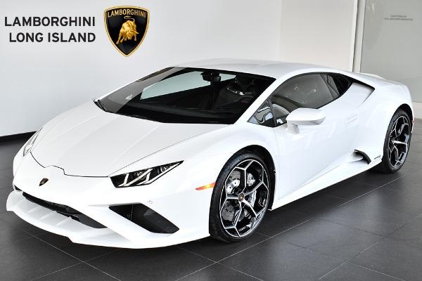 2021 Lamborghini Huracan EVO RWD Coupe