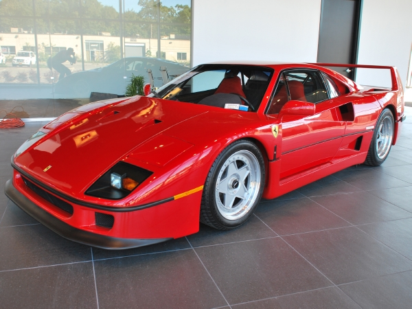 Ferrari Long Island >> 1990 Ferrari F40 Lamborghini Long Island Pre Owned Inventory