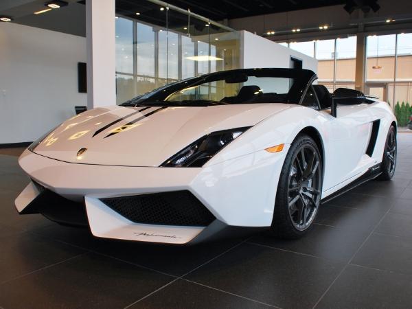 2013 Lamborghini Gallardo Lp 570 4 Spyder Performante Edizione