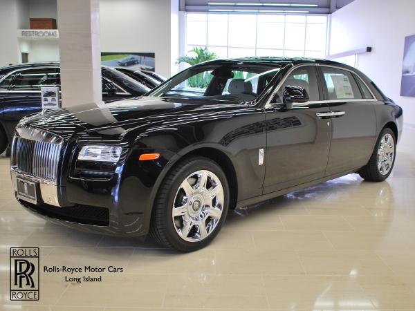 2012 Rolls-Royce Ghost EWB Extended Wheelbase