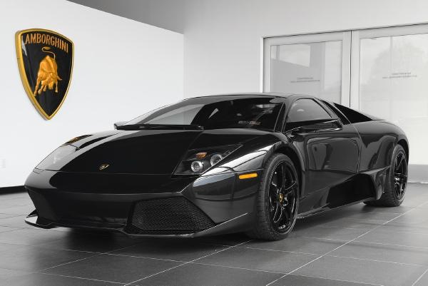 2007 Lamborghini Murcielago LP640 Roadster - Lamborghini ...