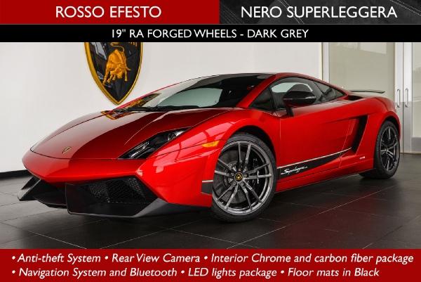 2014 Lamborghini Gallardo LP 570 4 Superleggera Edizione Technica